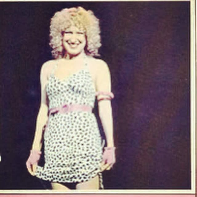 Bette Midler - Hell, I'd Go - Live 1993